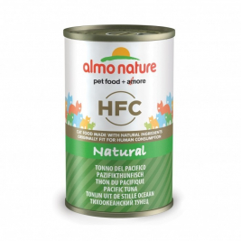 Almo Nature HFC Natural cu Ton din Pacific  140 g