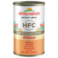 Almo Nature HFC Kitten Chicken 140 g - Kattmat med ost