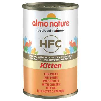 Almo Nature HFC Kitten Pui 140 g