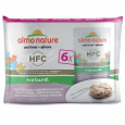 Megapack HFC Natural Poulet & Blanchaille Almo Nature 6x55 g