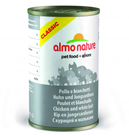 Almo Nature HFC Natural Chicken and Whitebait  140 g