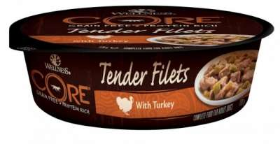 Wellness Core Tender Filets à la Dinde Barquette  170 g