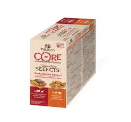 Core Signature Selects Häppchen Selection Multipack Dosen von Wellness 8x79 g EAN: 0076344106418