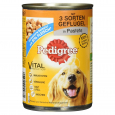 Can with 3 Poultry Varieties 400 g fra Pedigree