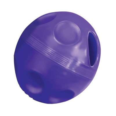 KONG Cat Treat Ball Violeta