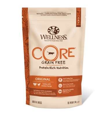 Wellness Core Original Truthahn mit Huhn 300 g, 1.75 kg