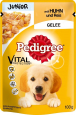 Pedigree Bustina Junior con Pollo e Riso 100 g