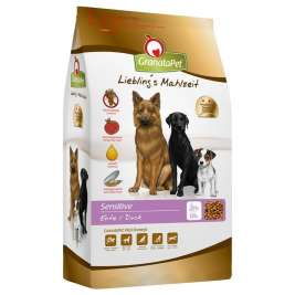 Liebling´s Mahlzeit dry food duck Sensitive GranataPet 4260165184618