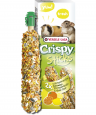 Crispy Sticks pour cobayes et chinchillas Agrumes Versele Laga 110 g