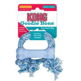 KONG  Puppy Goodie Bone with Rope XS preço