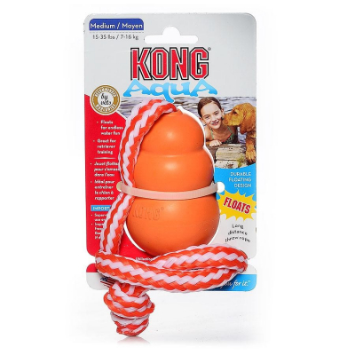 KONG Aqua with rope M
