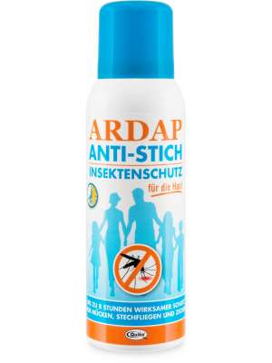 ARDAP Anti-piqûre Protection contre Insectes 100 ml
