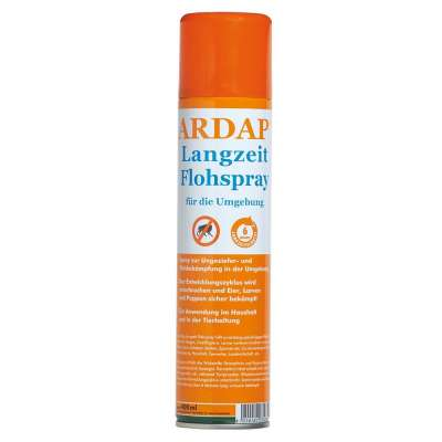 ARDAP Spray Contra Pulgas Largo Plazo 400 ml