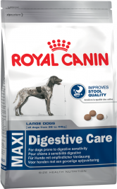 Royal Canin Size Health Nutrition Maxi Digestive Care  3 kg