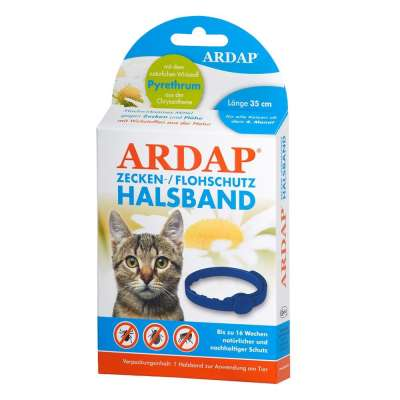ARDAP Flea and Tick Collar for Cats 35 cm