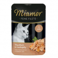 Miamor Feine Filets Tuna in Salmon Jelly Pouch