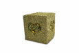 JR Farm Hay Cube with Flowers 450 g goedkoop