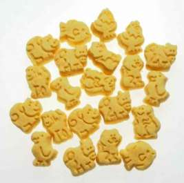 Snack Cookies Animal Figures, Grain-free Classic Dog 4260104076356