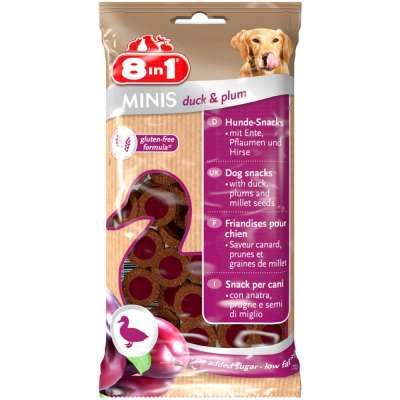 8in1 Minis And & Blomme And & Blomme 100 g