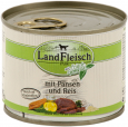 Pur Rumen & Rice with fresh vegetables Can Landfleisch 195 g
