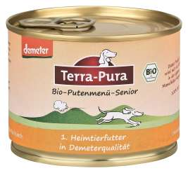 Demeter-Organic-Turkey Menu Senior Terra Pura 4260123691295