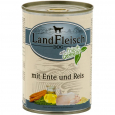 Landfleisch Pur Duck & Rice with fresh Vegetables Can