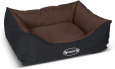 Scruffs Expedition Box Bed Dark brown