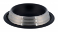 Stainless Steel Bowl, Rubber base    fra Fôrskåler til hund