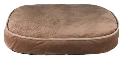 Trixie Mandala Cushion 80x65 cm Brown