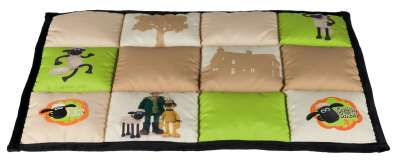Trixie Shaun the Sheep Blanket 85x60 cm Beige