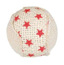 Trixie Set of Rattling Balls, Jute  Beige 5 cm  price