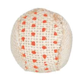 Set of Rattling Balls, Jute by Trixie  Beige  Reviews