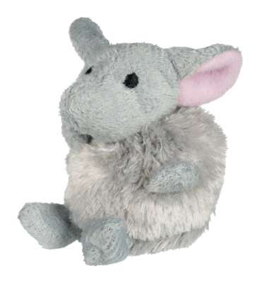 Trixie Shrew, Plush Grey 7 cm
