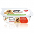 Purina Beneful Gourmet Menu with Turkey, Carrots & Peas 200 g - Hondenvoer met Kalkoen