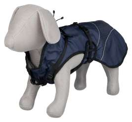 Trixie Duo Coat with Harness  60-80x55 cm Petrol  price