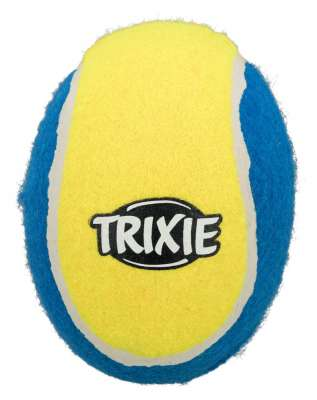 Trixie Tennis Rugby Ball, Polyester Rugby Ball  12 cm