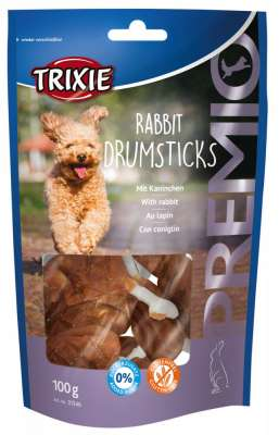 Trixie Premio Rabbit Drumsticks con Coniglio 100 g