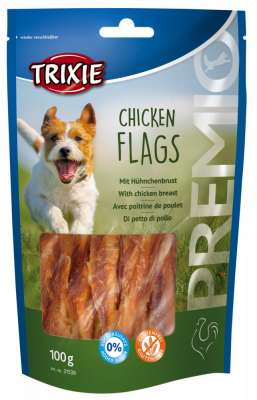 Trixie Premio Chicken Flags Kipfilet 100 g