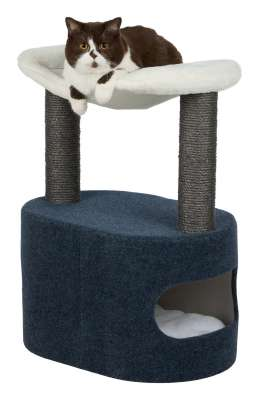 Trixie Meo Scratching Post Blue 57×38×72 cm