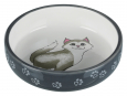 Trixie  Ceramic Bowl for short-nosed Breeds  300 ml Butikk på nett
