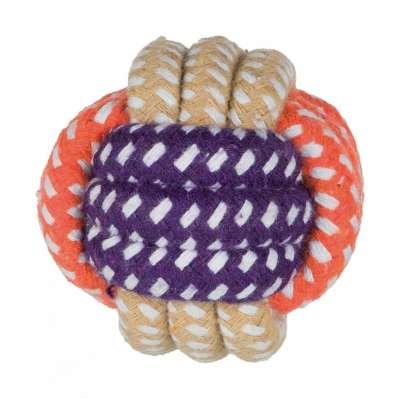 Trixie Rope Ball ø 6 cm