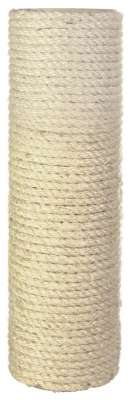 Trixie Spare Post for Scratching Posts Natural sisal M10  ø 11/30 cm