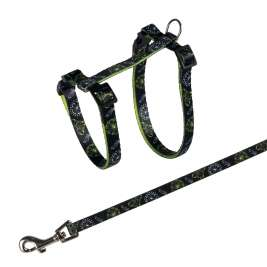 Trixie Cat Harness with Leash, Nylon  27-45/1 cm   price