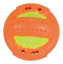 Trixie Ring with Tennis Ball, TPR, floatable  9 cm shop
