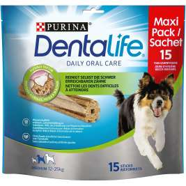 DentalLife Dental Sticks for Medium Dogs, Big Pack Purina 7613035604964