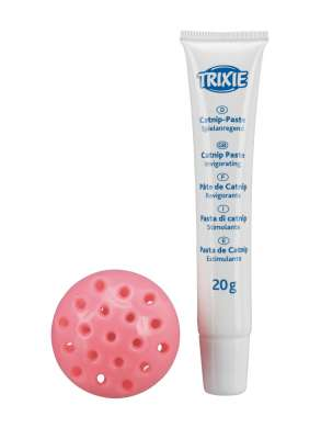 Trixie Catnip Paste with Ball 4 cm