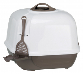 Trixie Maro Corner Litter Tray, with Hood  60×43×52 cm   price