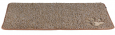Trixie Dirt Absorbing Mat, brown