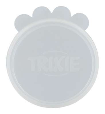 Trixie Lid for Tins, Silicone 10.6 cm White