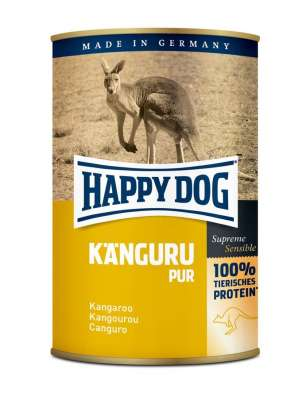 Happy Dog Supreme Sensible Känguru Pur  800 g, 400 g, 200 g